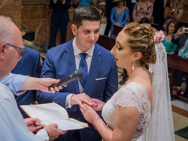La boda de Iván y Ana María en Villanueva Del Ariscal, Sevilla 29
