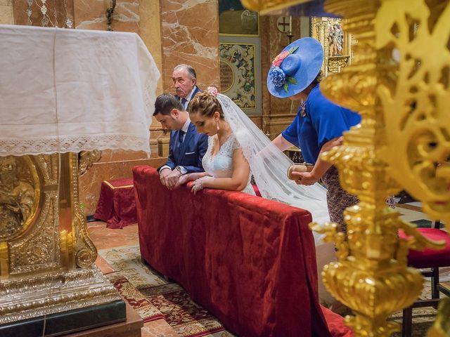 La boda de Iván y Ana María en Villanueva Del Ariscal, Sevilla 30