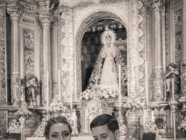 La boda de Iván y Ana María en Villanueva Del Ariscal, Sevilla 31