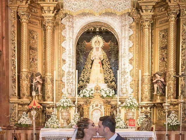 La boda de Iván y Ana María en Villanueva Del Ariscal, Sevilla 32