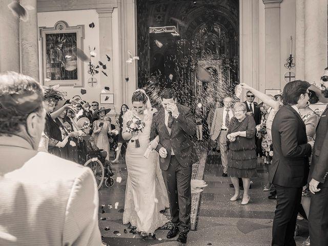 La boda de Iván y Ana María en Villanueva Del Ariscal, Sevilla 33