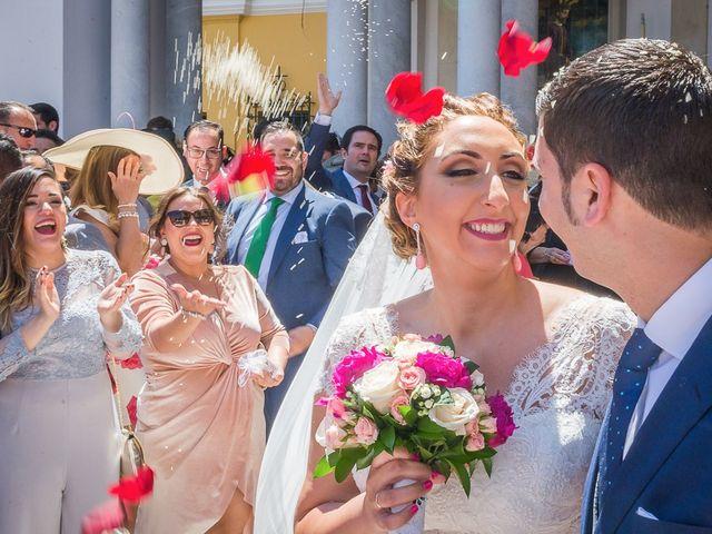 La boda de Iván y Ana María en Villanueva Del Ariscal, Sevilla 35