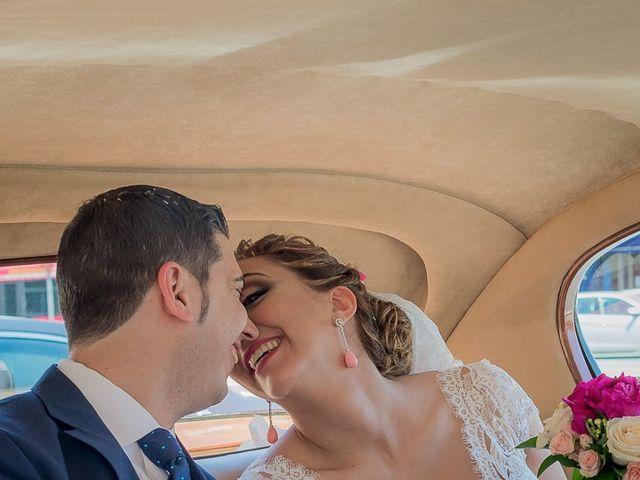 La boda de Iván y Ana María en Villanueva Del Ariscal, Sevilla 36