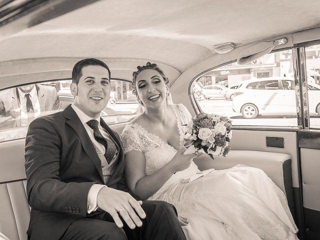 La boda de Iván y Ana María en Villanueva Del Ariscal, Sevilla 37