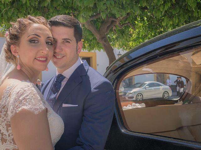 La boda de Iván y Ana María en Villanueva Del Ariscal, Sevilla 41