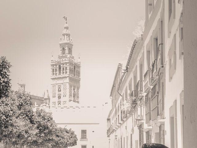 La boda de Iván y Ana María en Villanueva Del Ariscal, Sevilla 44