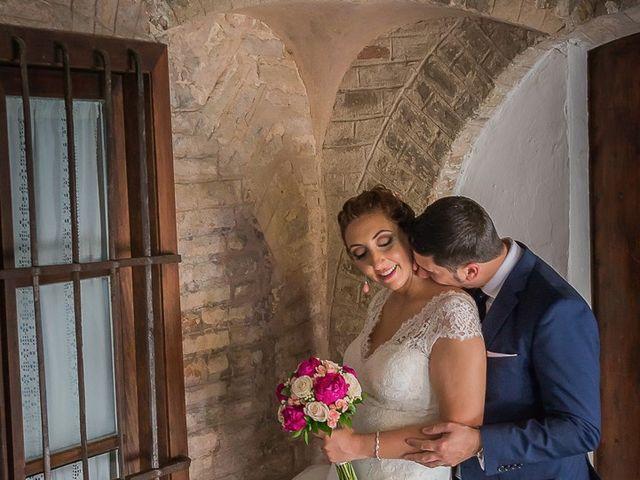 La boda de Iván y Ana María en Villanueva Del Ariscal, Sevilla 45