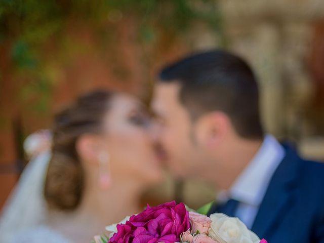 La boda de Iván y Ana María en Villanueva Del Ariscal, Sevilla 1