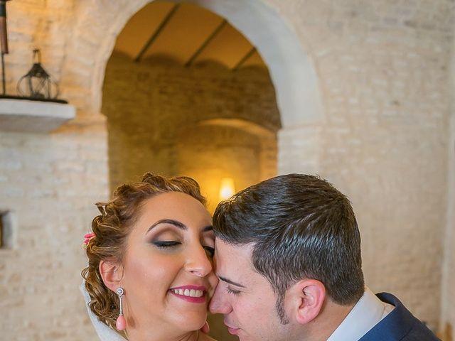 La boda de Iván y Ana María en Villanueva Del Ariscal, Sevilla 48