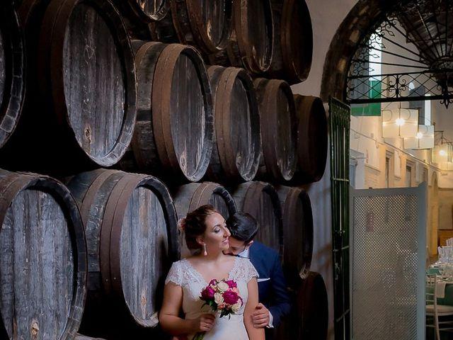 La boda de Iván y Ana María en Villanueva Del Ariscal, Sevilla 50