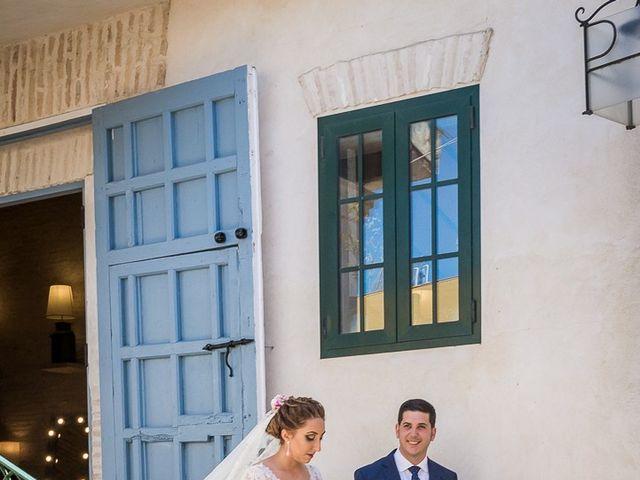 La boda de Iván y Ana María en Villanueva Del Ariscal, Sevilla 53