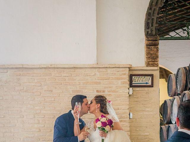 La boda de Iván y Ana María en Villanueva Del Ariscal, Sevilla 60