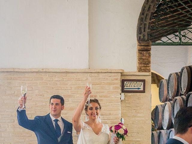 La boda de Iván y Ana María en Villanueva Del Ariscal, Sevilla 61