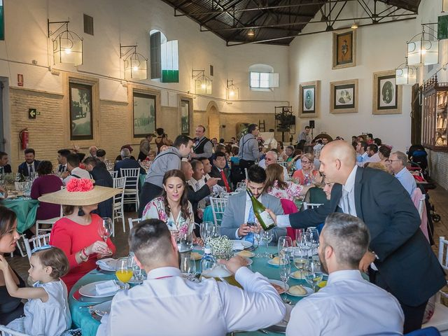 La boda de Iván y Ana María en Villanueva Del Ariscal, Sevilla 62