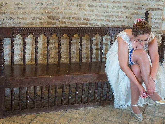 La boda de Iván y Ana María en Villanueva Del Ariscal, Sevilla 70