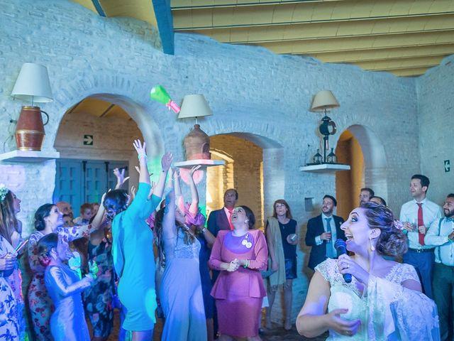 La boda de Iván y Ana María en Villanueva Del Ariscal, Sevilla 71