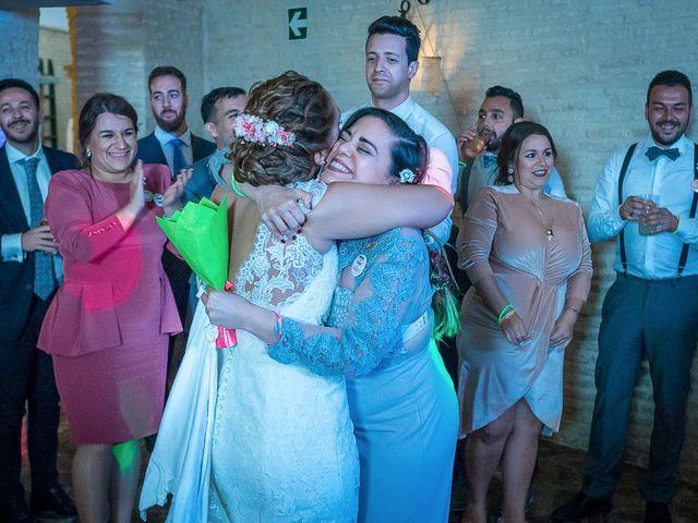 La boda de Iván y Ana María en Villanueva Del Ariscal, Sevilla 72