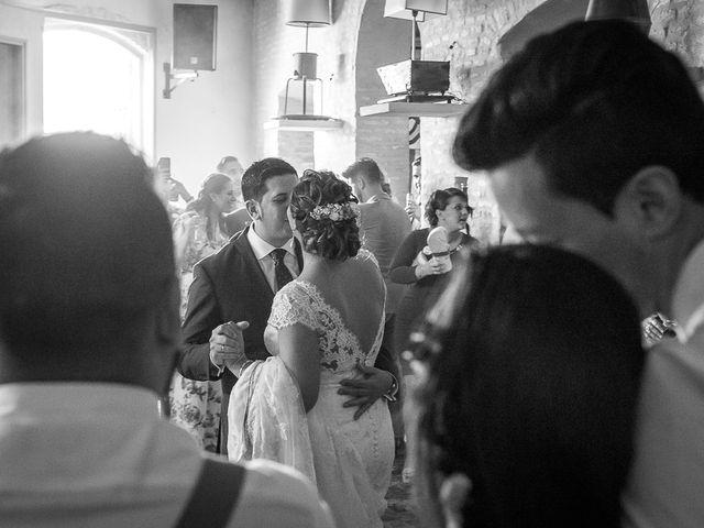 La boda de Iván y Ana María en Villanueva Del Ariscal, Sevilla 73