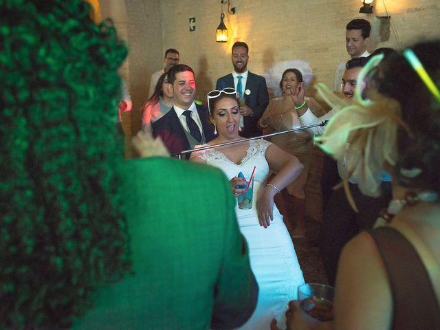 La boda de Iván y Ana María en Villanueva Del Ariscal, Sevilla 78