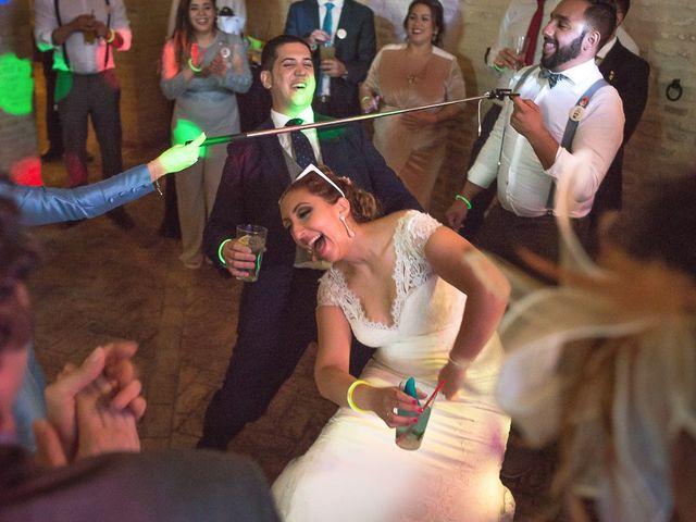 La boda de Iván y Ana María en Villanueva Del Ariscal, Sevilla 79