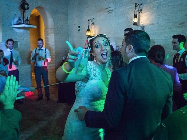 La boda de Iván y Ana María en Villanueva Del Ariscal, Sevilla 80