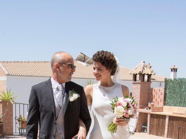 La boda de Sergio y Alba en Algodonales, Cádiz 7