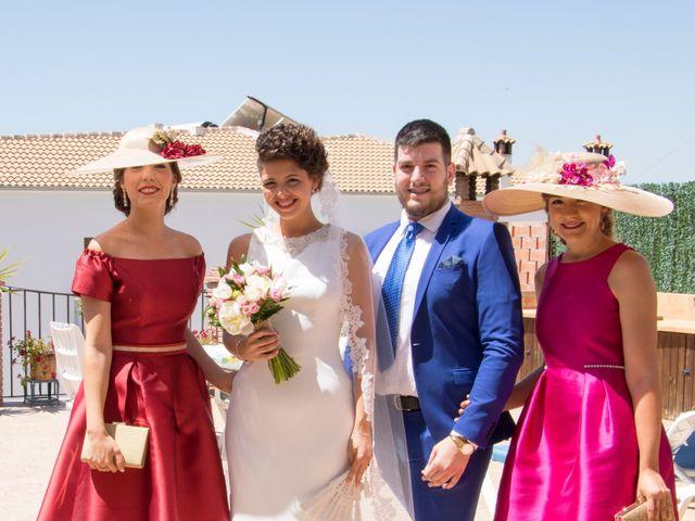 La boda de Sergio y Alba en Algodonales, Cádiz 8