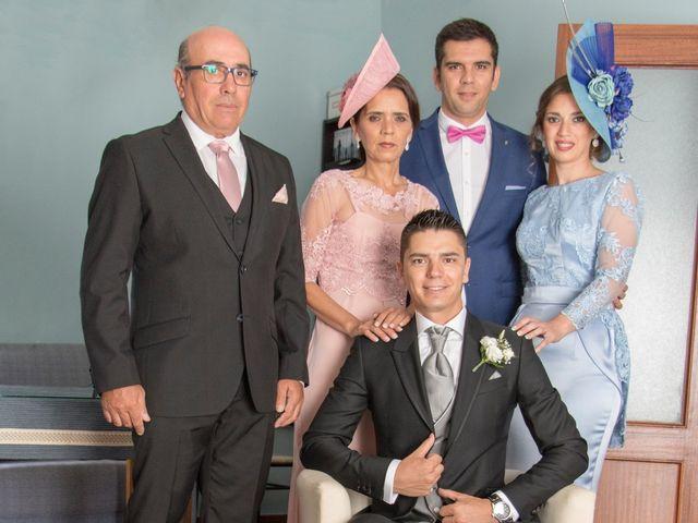 La boda de Sergio y Alba en Algodonales, Cádiz 12
