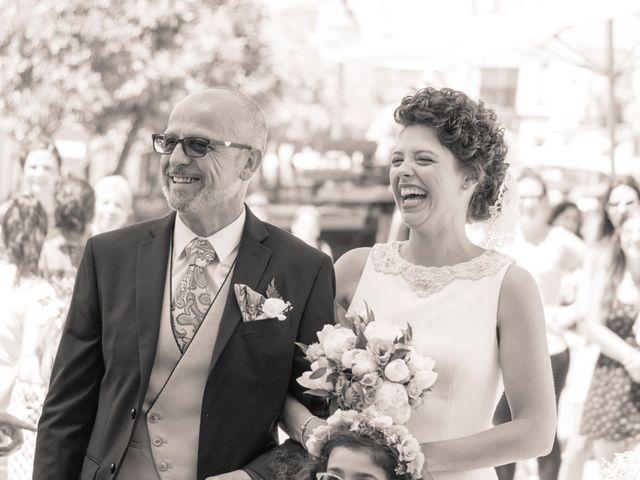 La boda de Sergio y Alba en Algodonales, Cádiz 14