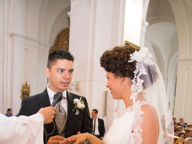 La boda de Sergio y Alba en Algodonales, Cádiz 15
