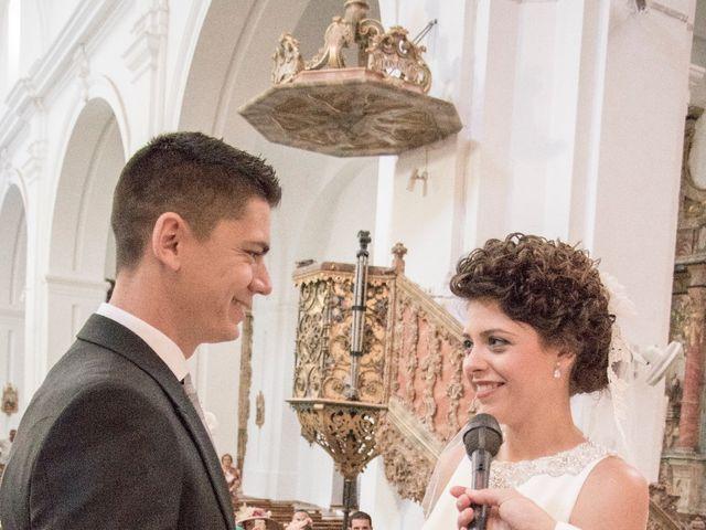 La boda de Sergio y Alba en Algodonales, Cádiz 16