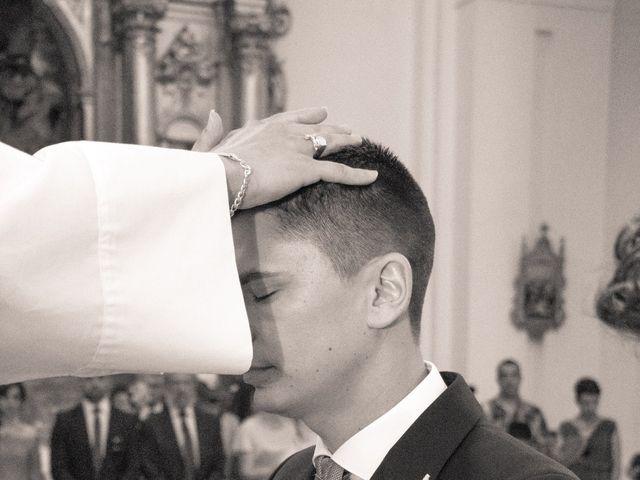 La boda de Sergio y Alba en Algodonales, Cádiz 17