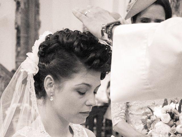La boda de Sergio y Alba en Algodonales, Cádiz 18