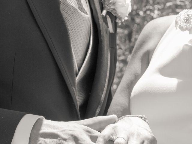 La boda de Sergio y Alba en Algodonales, Cádiz 21