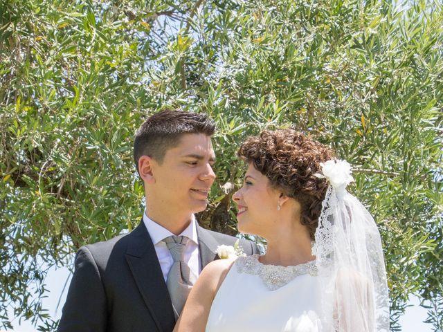 La boda de Sergio y Alba en Algodonales, Cádiz 22