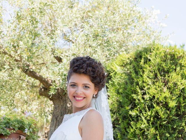 La boda de Sergio y Alba en Algodonales, Cádiz 24