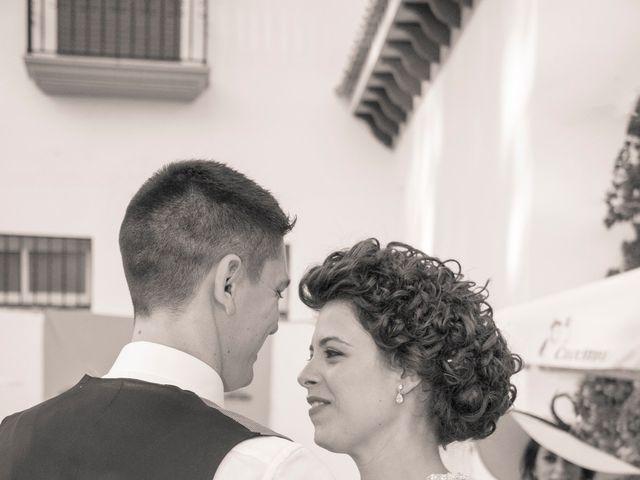La boda de Sergio y Alba en Algodonales, Cádiz 27