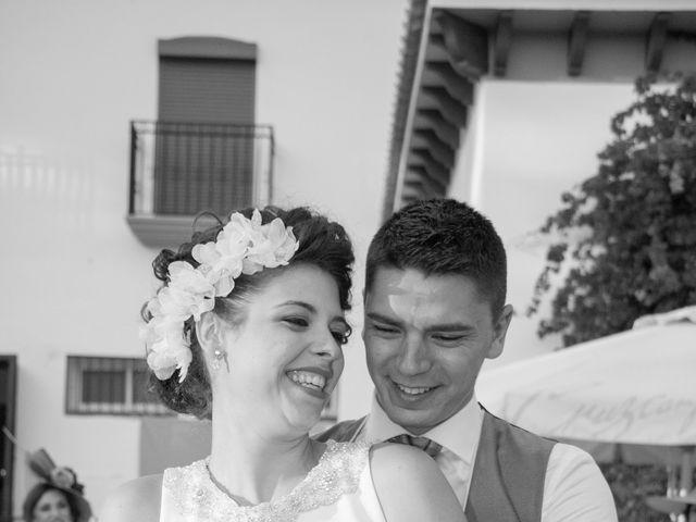 La boda de Sergio y Alba en Algodonales, Cádiz 28