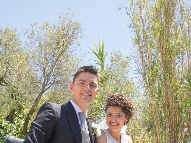 La boda de Sergio y Alba en Algodonales, Cádiz 30