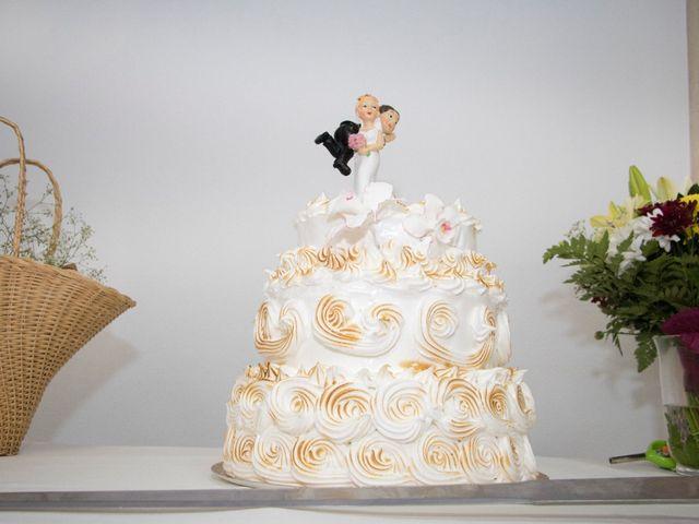 La boda de Sergio y Alba en Algodonales, Cádiz 32