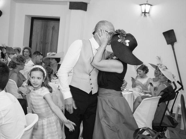 La boda de Sergio y Alba en Algodonales, Cádiz 34