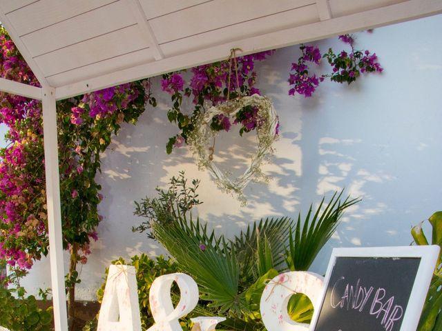 La boda de Sergio y Alba en Algodonales, Cádiz 35