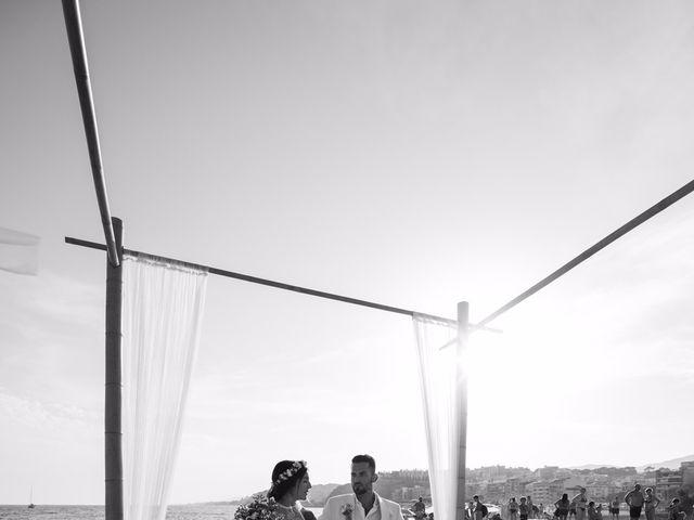 La boda de Abraham y Paula en Roses, Girona 29