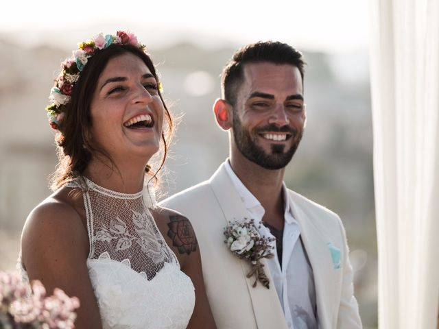 La boda de Abraham y Paula en Roses, Girona 34