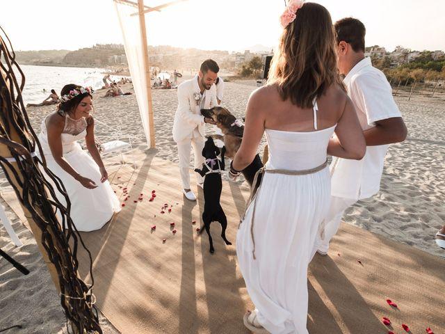 La boda de Abraham y Paula en Roses, Girona 36