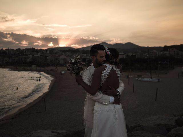 La boda de Abraham y Paula en Roses, Girona 41