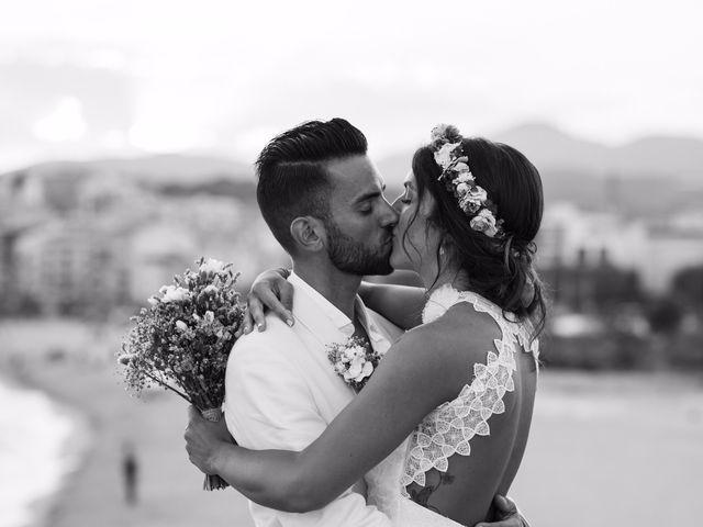 La boda de Abraham y Paula en Roses, Girona 42
