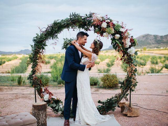 La boda de Nathalie y Teo
