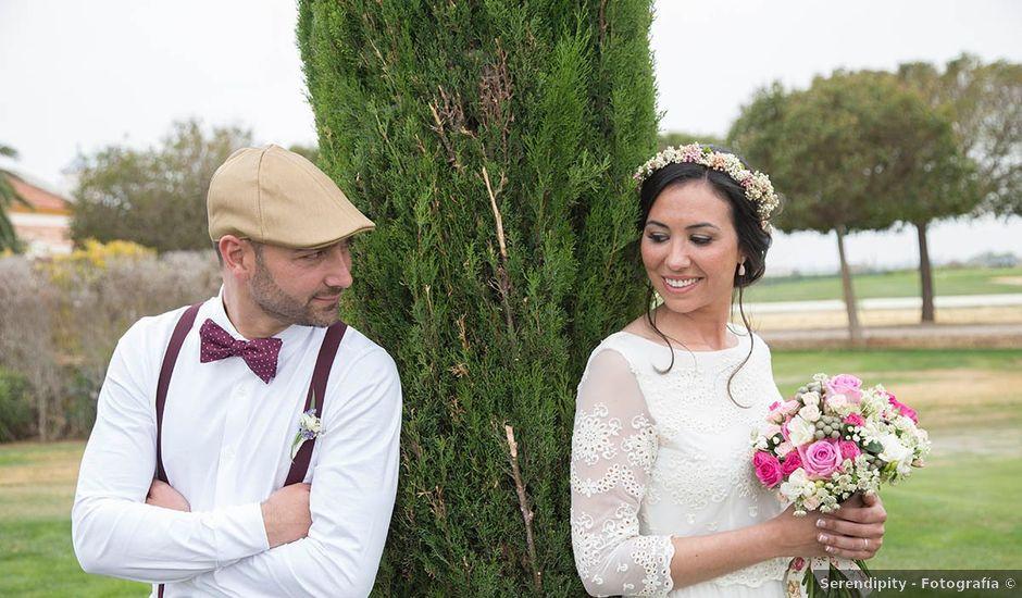 La boda de Adrián y Mari en Paiporta, Valencia