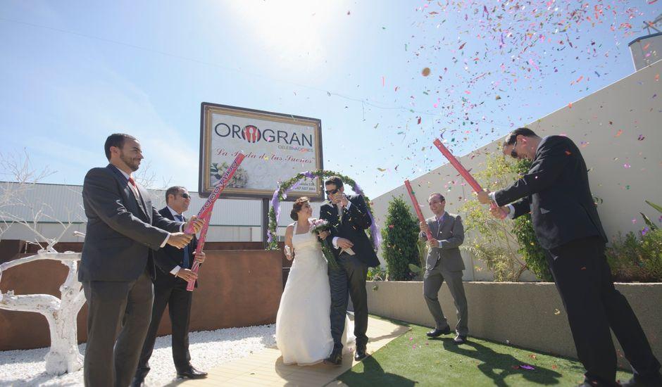 La boda de Fran y María en Orihuela, Alicante